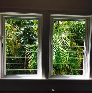 window cleaning and screen repair Kaua'i
